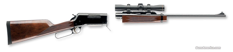 BLR Lightweight 81 w/ TAKEDOWN 30-06   Guns > Rifles > Browning Rifles > Lever Action