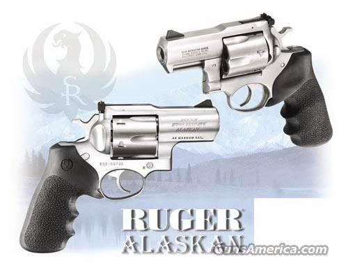 Ruger Super Redhawk ALASKAN 44 Mag   NEW!   Guns > Pistols > Ruger Double Action Revolver > Redhawk Type
