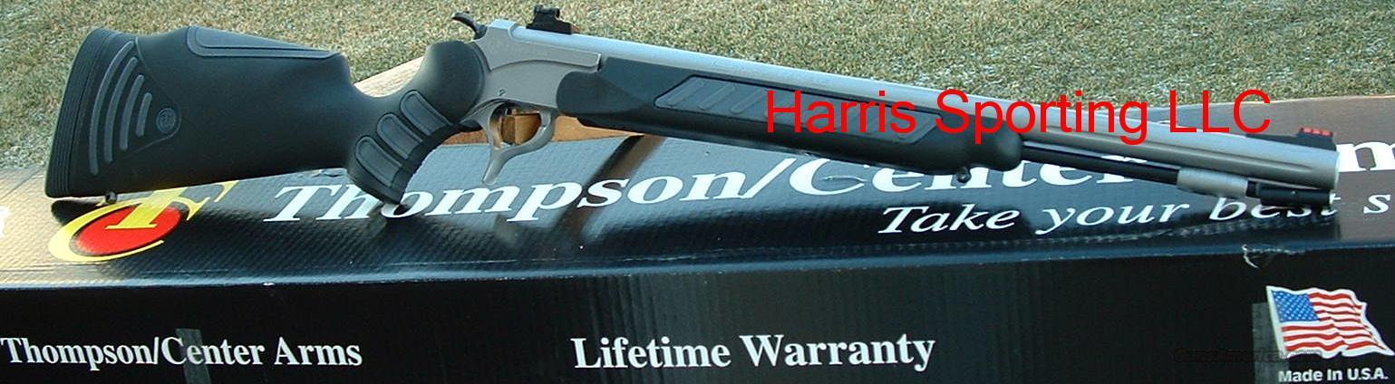 Thompson Center Katahdin Pro Hunter Muzzleloader 50 cal.  Guns > Rifles > Thompson Center Muzzleloaders > Inline Style