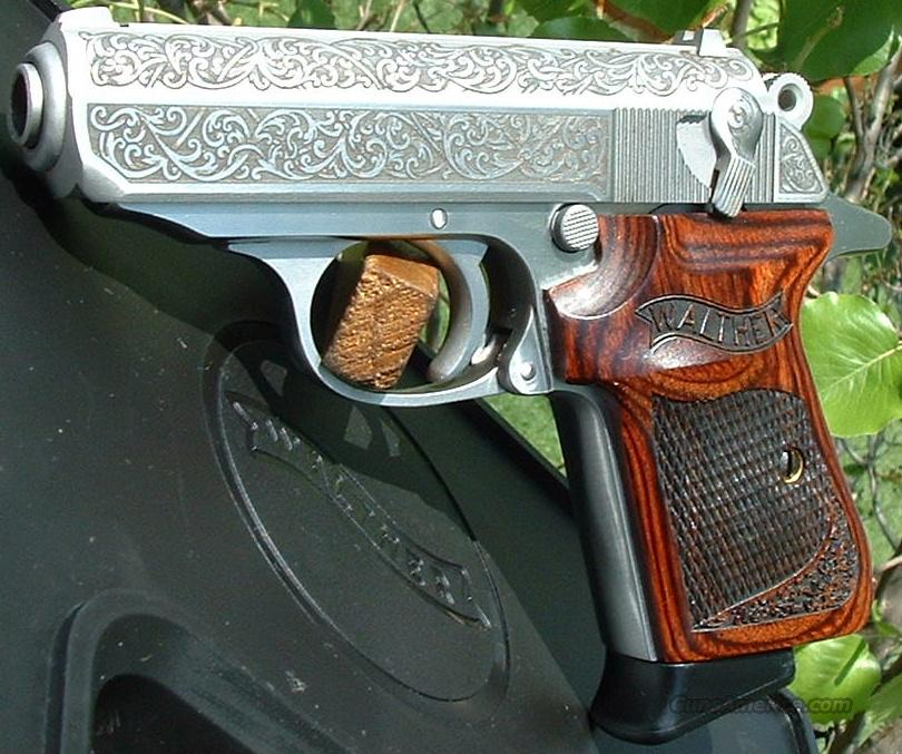 Ltd Edition Walther PPK/S Aristocrat 380  Guns > Pistols > Walther Pistols > Post WWII > PP Series