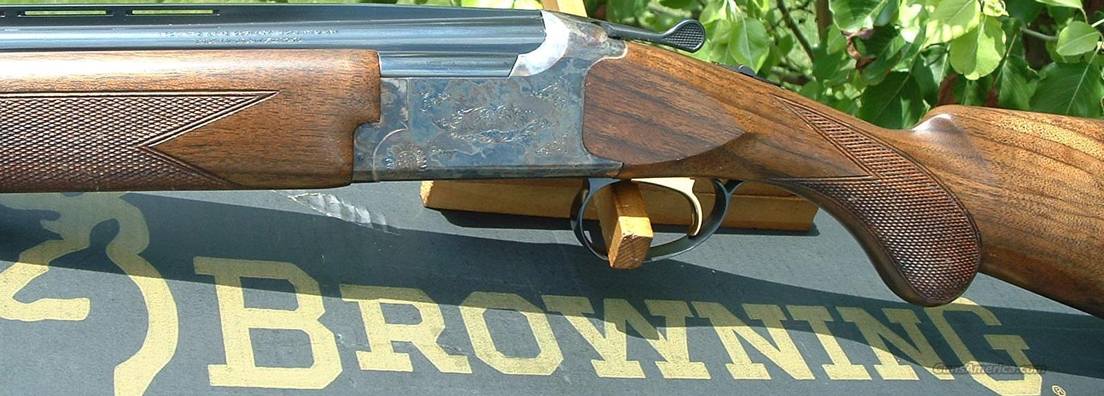 Ltd Edition Citori Lightning Case Color 20 ga.  New!  Guns > Shotguns > Browning Shotguns > Over Unders > Citori > Hunting