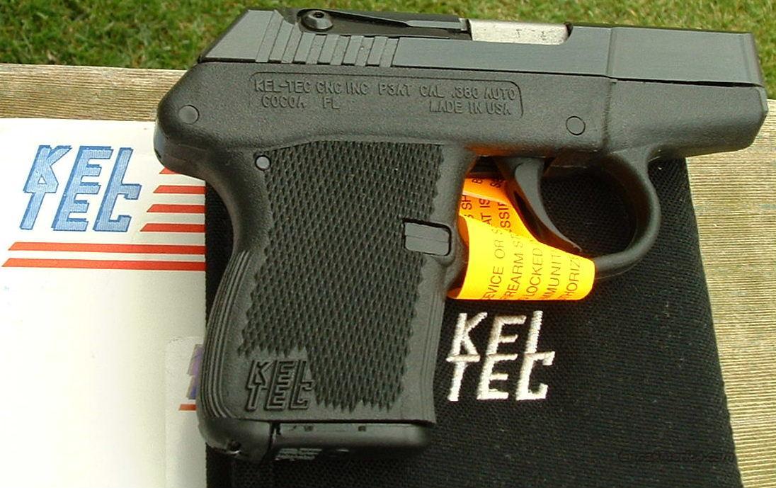 KelTec P3AT 380 Black  New!  Guns > Pistols > Kel-Tec Pistols > Pocket Pistol Type