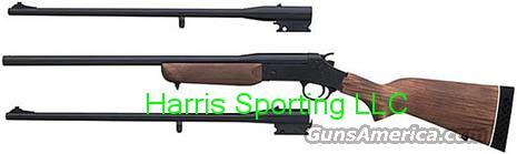 Rossi TRIFECTA 3-Barrel Set 20/22/243   Guns > Rifles > Rossi Rifles > Other