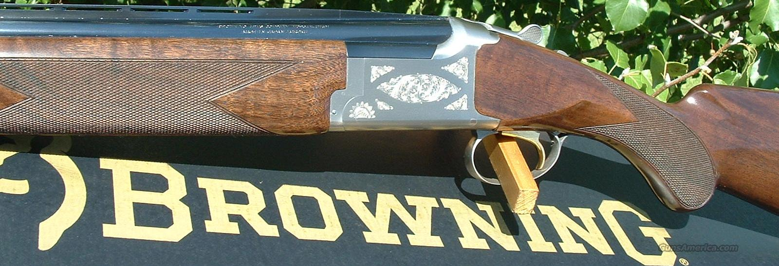 Citori Lightning Feather 16 ga. - New!   Guns > Shotguns > Browning Shotguns > Over Unders > Citori > Hunting