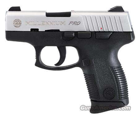 Taurus PT111 Millennium Pro SS 9mm New  Guns > Pistols > Taurus Pistols/Revolvers