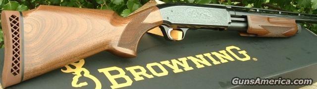 Browning BPS TRAP Micro   Guns > Shotguns > Browning Shotguns