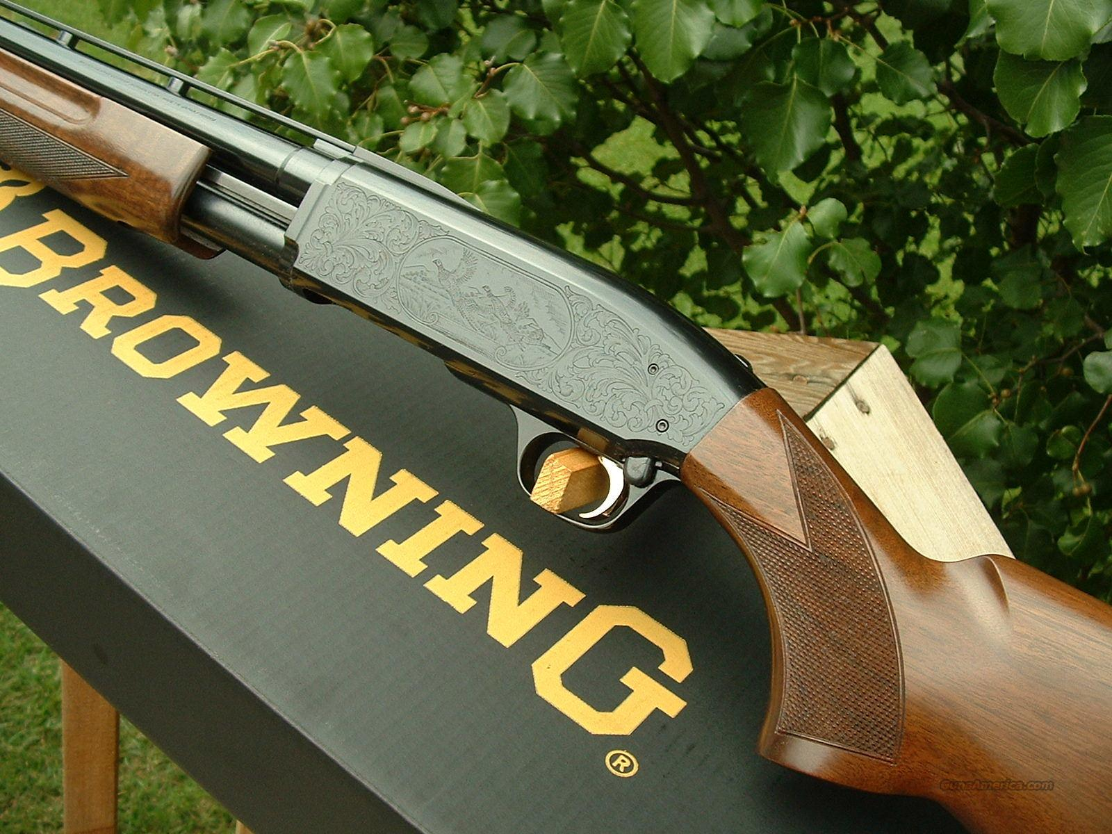 Browning BPS TRAP 12 Guns Shotguns