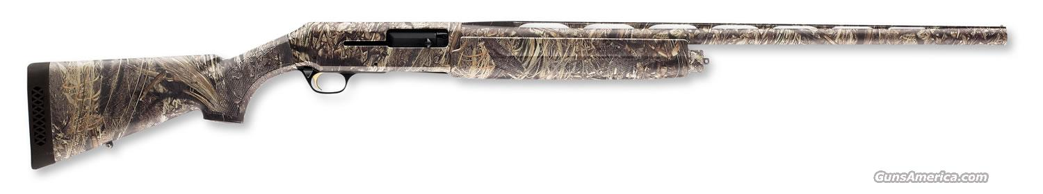 "Browning Silver Mossy Oak Duck Blind CAMO 3.5"" Magnum  Guns > Shotguns > Browning Shotguns > Autoloaders > Hunting"