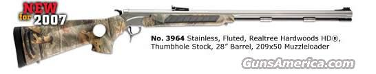 T/C Pro Hunter Stainless HDW CAMO Thumbhole 50 - NEW  Guns > Rifles > Thompson Center Muzzleloaders > Inline Style