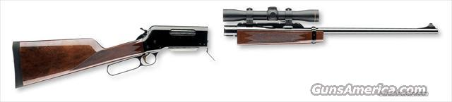 Browning BLR Lightweight 81 w/ TAKEDOWN 7mm-08 Rem.  NEW!  Guns > Rifles > Browning Rifles > Lever Action