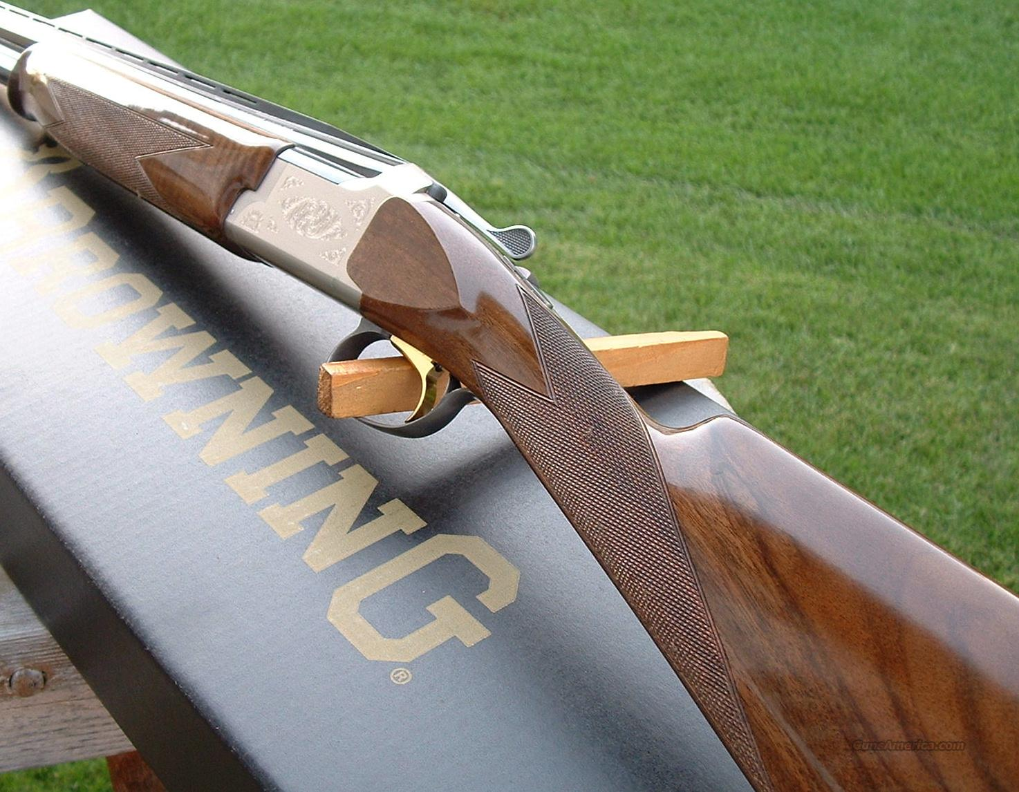 Citori SUPERLIGHT Feather 16ga.   Guns > Shotguns > Browning Shotguns > Over Unders > Citori > Hunting