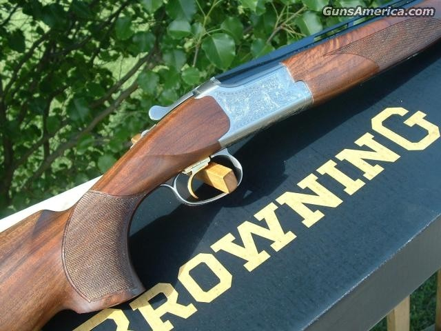 Citori 525 SPORTING 16 - New!  Guns > Shotguns > Browning Shotguns