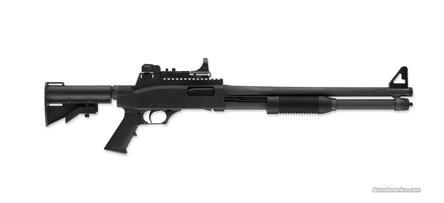 FN Tactical Police Shotgun TPS Collapsible Stock   Guns > Shotguns > FNH - Fabrique Nationale (FN) Shotguns
