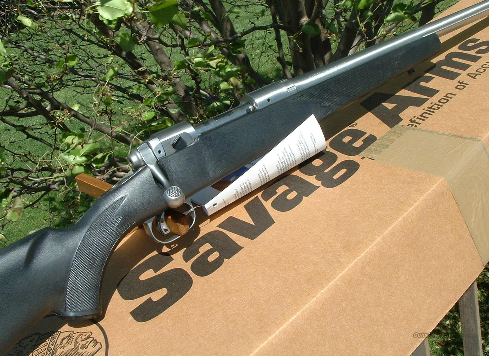 Savage 12FVSS-S 220 Swift Long Range - New!  Guns > Rifles > Savage Rifles > Accutrigger Models