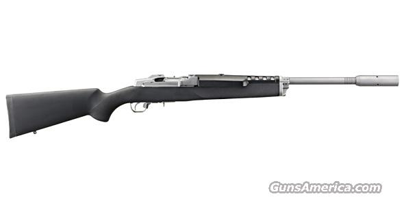 Ruger Mini-14 TARGET Rifle SS Hogue 223 NEW!  Guns > Rifles > Ruger Rifles > Mini-14 Type