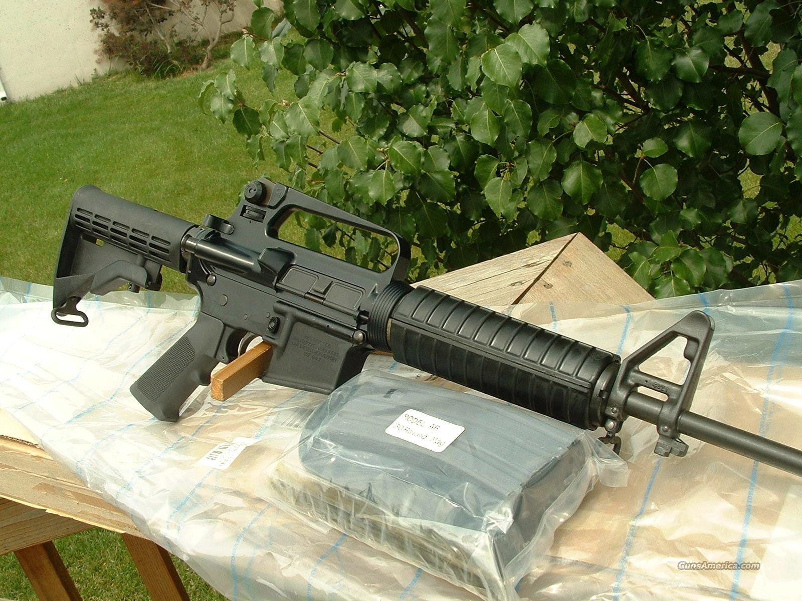 Colt AR-15 LE Gov't Carbine AR6520   NEW!  Guns > Rifles > Colt Military/Tactical Rifles
