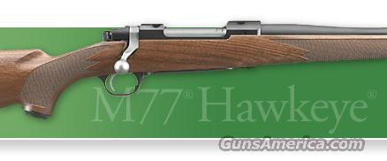 SALE    Ruger M77 R Hawkeye 35 Whelen NEW!  Guns > Rifles > Ruger Rifles