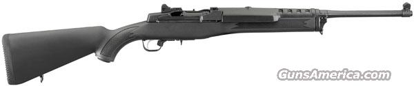 Ruger Mini-14 Ranch Rifle Black-Out Syn Black 223 Rem. / 5.56  NEW!  Guns > Rifles > Ruger Rifles > Mini-14 Type