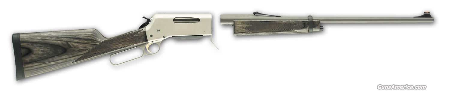 Browning BLR Lt Wt 81 Stainless Takedown 7mm-08 Rem. NEW!  Guns > Rifles > Browning Rifles > Lever Action