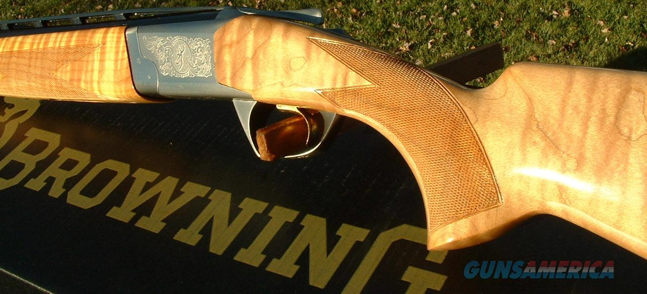"Ltd. Edition Browning Cynergy Classic Sporting MAPLE 32""     12 ga.     New!     LAYAWAY OPTION      013711326  Guns > Shotguns > Browning Shotguns > Over Unders > Cynergy > Trap/Skeet"