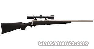 Savage 116 Trophy Hunter XP Stainless + Scope      300 Win. Mag      New!     LAYAWAY OPTION     19735   Guns > Rifles > Savage Rifles > Accutrigger Models > Sporting