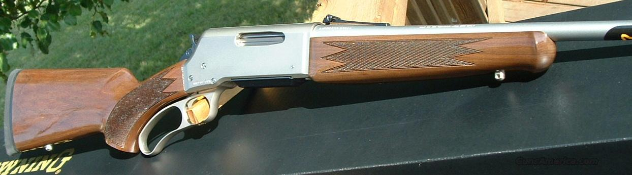 Browning BLR Lt. Pistol Grip Stainless 300 Win. Mag  NEW!   Guns > Rifles > Browning Rifles > Lever Action