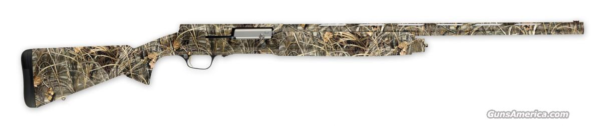 "Browning A5 RealTree MAX-4 Camo   12 ga. 3.5"" Magnum    New!    LAYAWAY OPTION    0118192003  Guns > Shotguns > Browning Shotguns > Autoloaders > Hunting"
