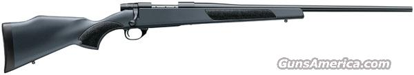 Weatherby Vanguard S2 Series 2 Synthetic 30-06 Spfd.  NEW!  Guns > Rifles > Weatherby Rifles > Sporting