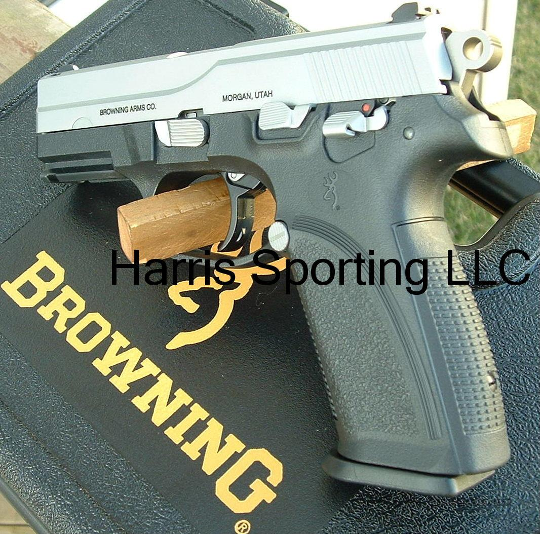 Browning PRO-9 Stainless 9mm  16 + 1 Hi Cap        New!  Guns > Pistols > Browning Pistols > Other Autos