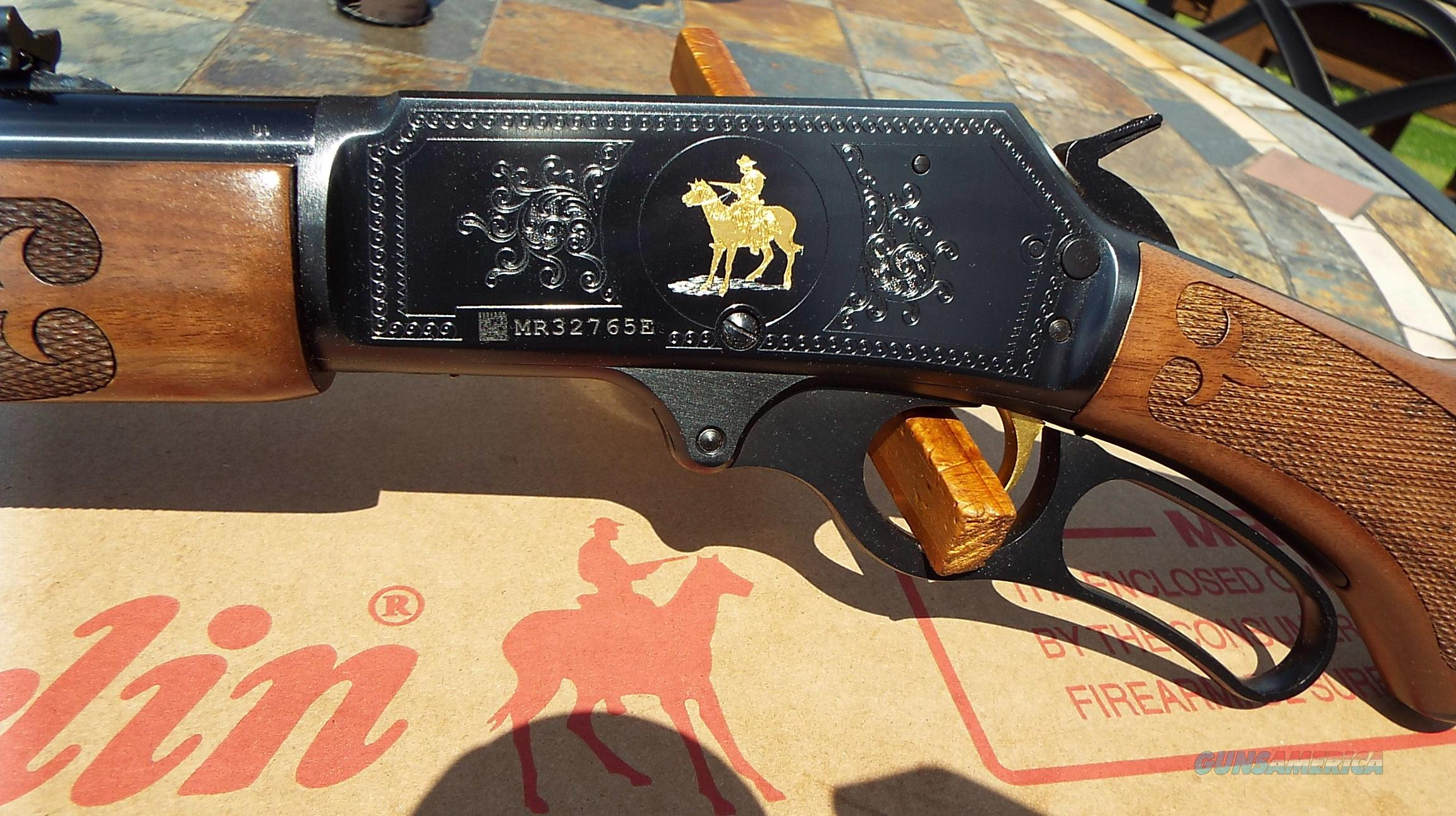 Ltd Edition Marlin 336 LTD w/ Gold Inlay Engraved      30-30 Win.     New!      LAYAWAY OPTION        70501    336C  Guns > Rifles > Marlin Rifles > Modern > Lever Action