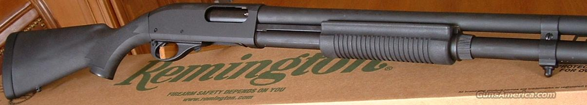 Remington 870 Police Magnum LE w/ Extension 12 ga.  NEW!  Guns > Shotguns > Remington Shotguns  > Pump > Tactical