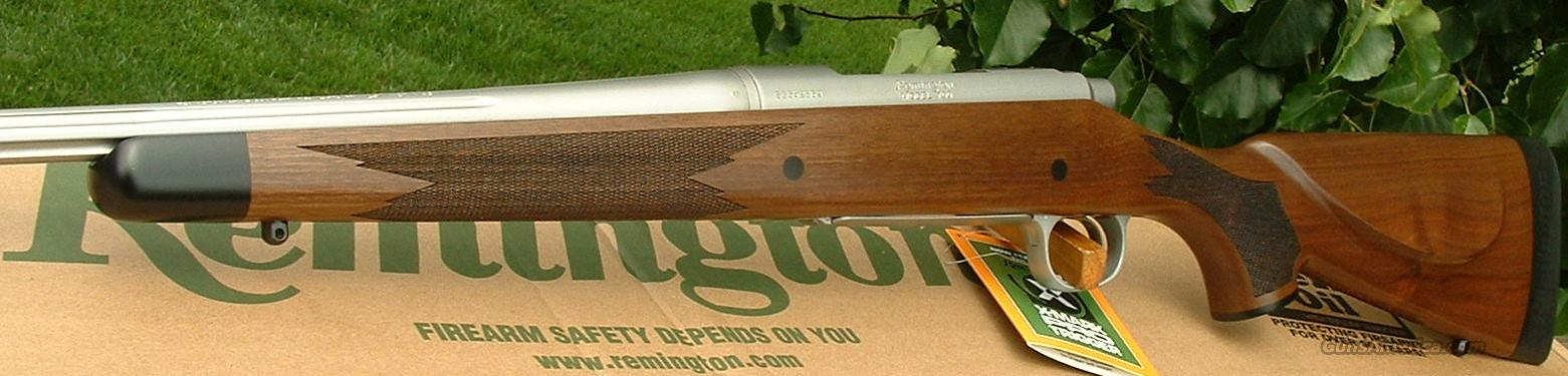 Remington 700 CDL SF Stainless Fluted     30-06 Spfd.    New!      LAYAWAY OPTION       84015  Guns > Rifles > Remington Rifles - Modern