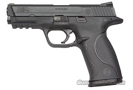SMITH & WESSON M&P40 pistol 40 S&W cal.  NEW!  Guns > Pistols > Smith & Wesson Pistols - Autos > Polymer Frame