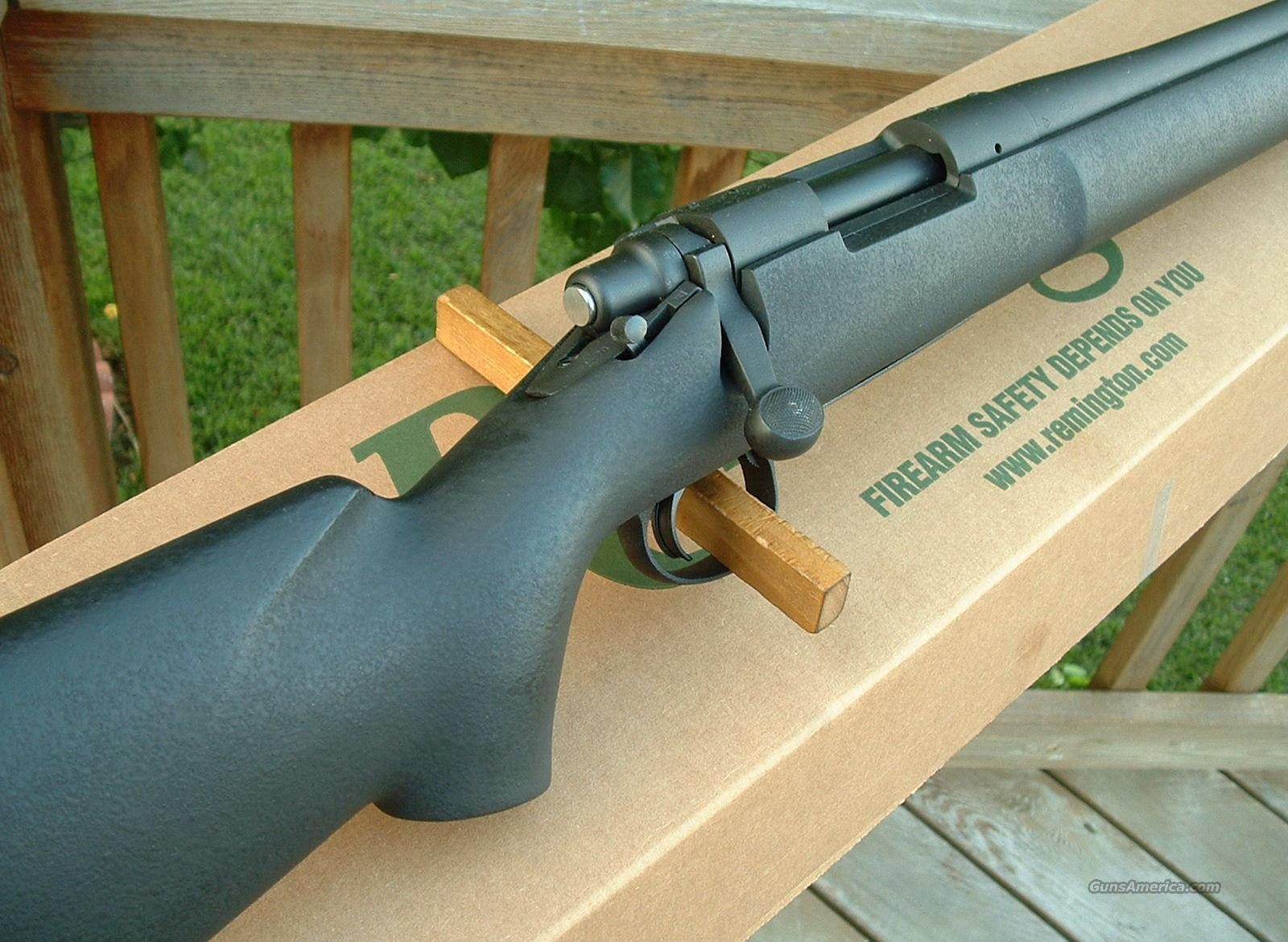 "REMINGTON 700 POLICE 223 Rem. 26"" TACTICAL New!  Guns > Rifles > Remington Rifles - Modern > Model 700 > Tactical"