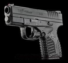 Springfield XDS Compact Black  45 ACP  New!    XDS93345B  Guns > Pistols > Springfield Armory Pistols > XD-S