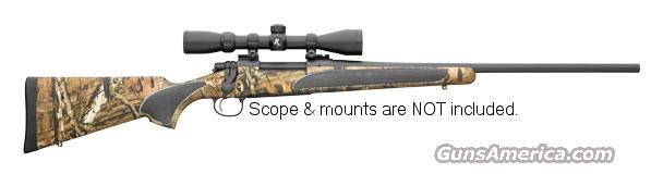REMINGTON 700 SPS CAMO MOBU INFINITY SYN 30-06 Spfd.  NEW!  Guns > Rifles > Remington Rifles - Modern > Model 700 > Sporting