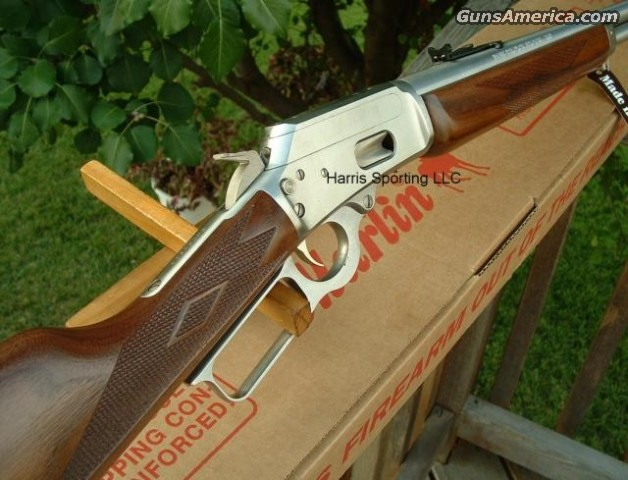 Marlin 1894 Stainless 44 Mag  New! 1894SS  Guns > Rifles > Marlin Rifles