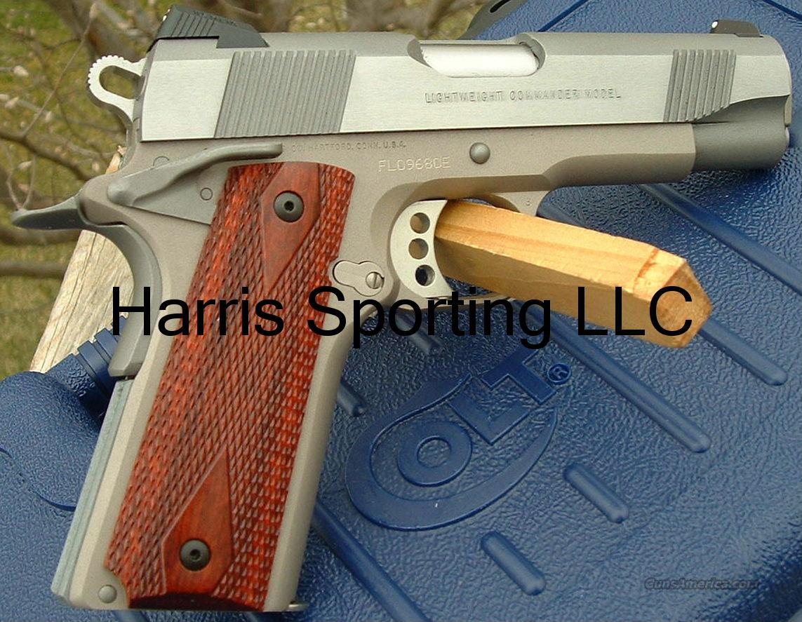 Colt 1911 Lightweight Commander Stainless 45 ACP  New!   LAYAWAY OPTION    O4860XSE       Guns > Pistols > Colt Automatic Pistols (1911 & Var)