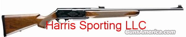 Browning BAR Safari MKII w/ Sights 308 Win. NEW!  Guns > Rifles > Browning Rifles > Semi Auto > Hunting
