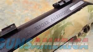 Ruger American Rifle Wolf Camo      308 Win.   New!      LAYAWAY OPTION    6949  Guns > Rifles > Ruger Rifles > American