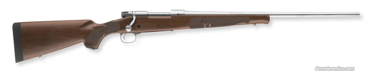 Winchester 70 FEATHERWEIGHT Stainless 7mm-08 Rem.  NEW!  Guns > Rifles > Winchester Rifles - Modern Bolt/Auto/Single > Model 70 > Post-64