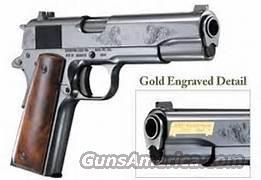 Ltd Edition Remington 1911 R1 Centennial Engraved w/ Gold  45 ACP  New!   LAYAWAY OPTION   96341  Guns > Pistols > Remington Pistols - Modern