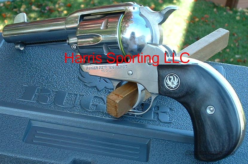 Ltd Edition Ruger Vaquero Stainless BirdsHead 45 Colt Talo  NEW!  Guns > Pistols > Ruger Single Action Revolvers > Cowboy Action