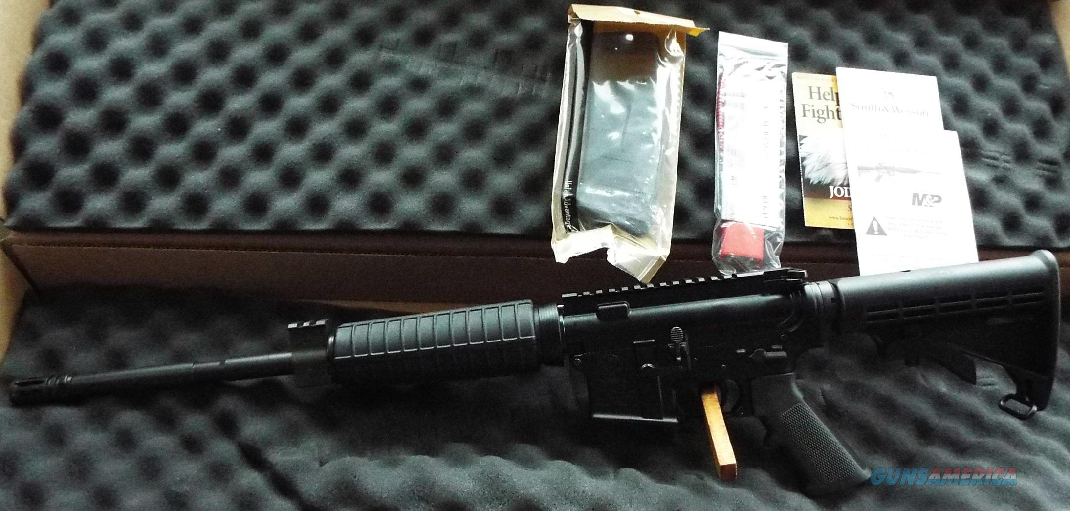 S&W AR15 Smith & Wesson M&P15 OR Optic Ready  223 Rem. / 5.56 NATO   811003  Guns > Rifles > Smith & Wesson Rifles