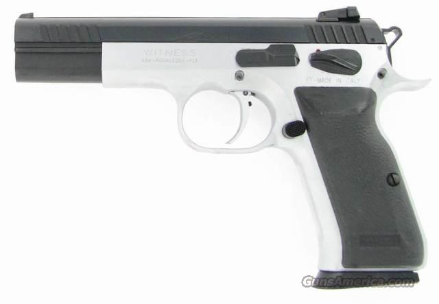 EAA Tanfoglio Witness Elite Match Pistol 10mm    NEW!  Guns > Pistols > EAA Pistols > Other