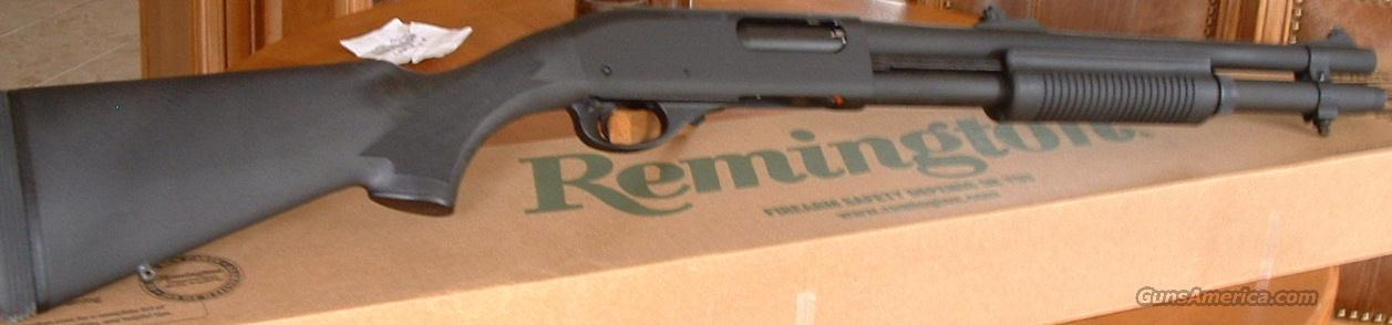 Remington 870 Police Magnum LE w/ Extension Rifle Sights 12   NEW!  Guns > Shotguns > Remington Shotguns  > Pump > Tactical