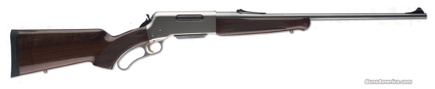 Ltd Edition Browning BLR Lt. Pistol Grip Stainless 308 Win. NEW!   Guns > Rifles > Browning Rifles > Lever Action