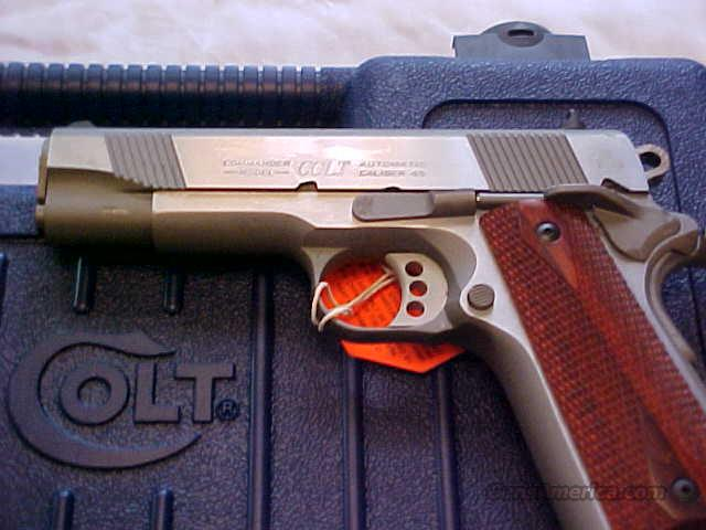 Colt 1911 Stainless Government XSE  45 ACP  NEW!   01070XSE    Guns > Pistols > Colt Automatic Pistols (1911 & Var)