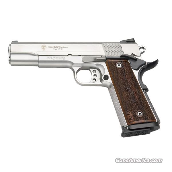 S&W Smith & Wesson 1911 PRO Stainless 9mm  NEW!   SW1911  Guns > Pistols > Smith & Wesson Pistols - Autos > Steel Frame