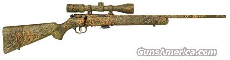Savage 93R17XP CAMO 17 HMR + SCOPE  New!  Guns > Rifles > Savage Rifles > Accutrigger Models